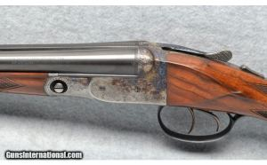 WINCHESTER Parker Reproduction DHE 28 GA SxS Double Barrel Shotgun