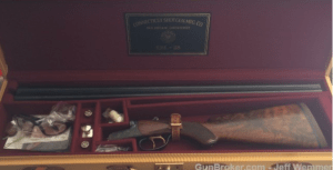 28 gauge CSMC RBL SxS Shotgun, @ auction, no reserve