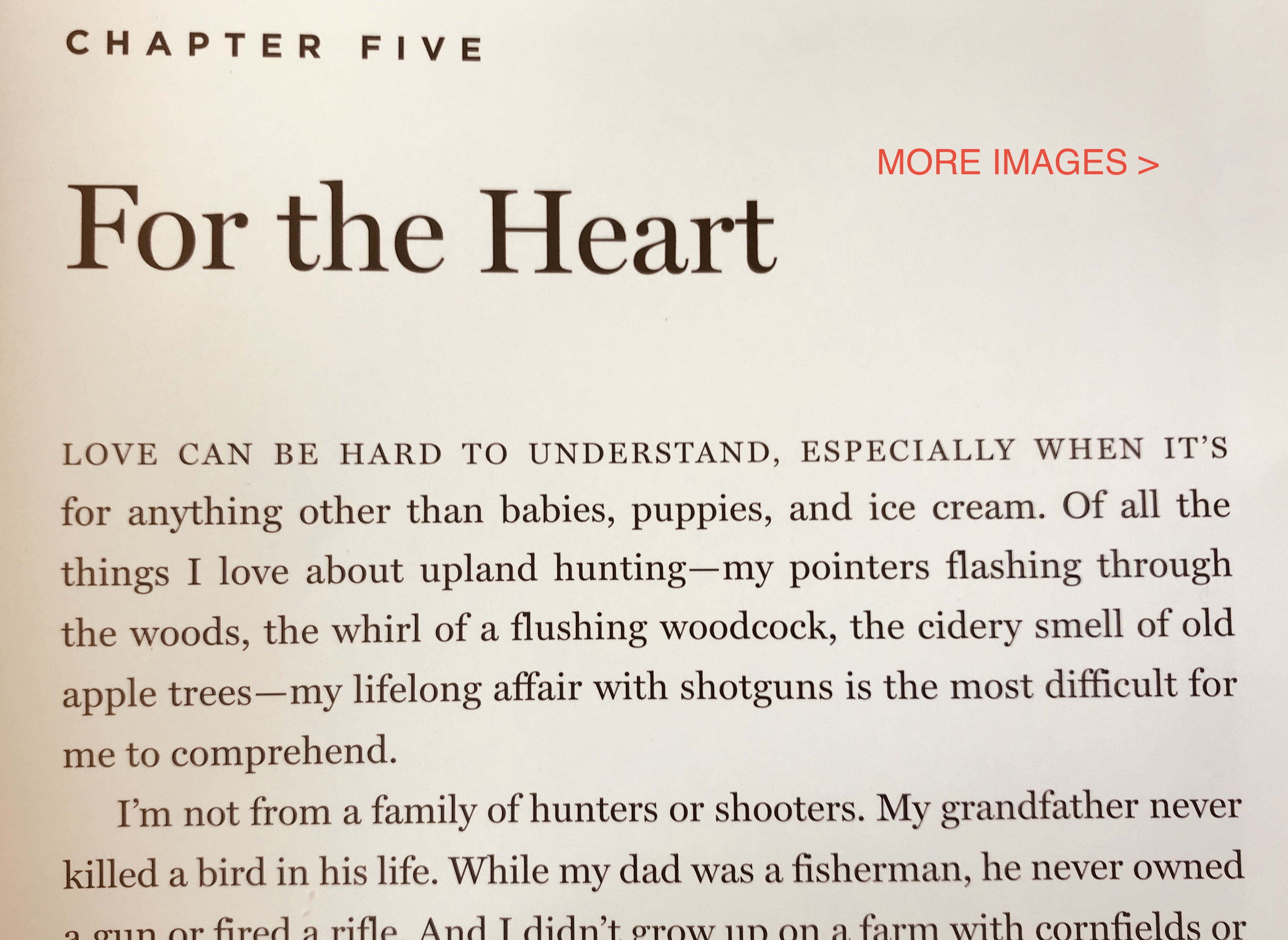 88e2d3841257e My essay in Project Upland: A Bird Hunting Anthology, Volume 1, No.
