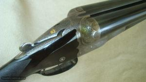 W.W. Greener G60 Royal 12 ga. Side-by-Side shotgun