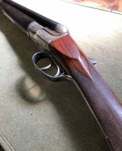 W.W. Greener FH35 SxS shotgun, Circa 1936