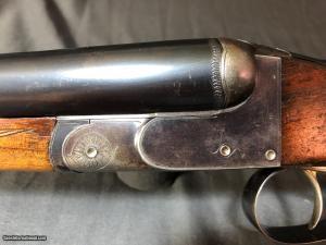 FRAPPER MORIN 12GA LIGHT WEIGHT FIELD GUN 6LBS 2OZ: