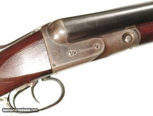 PARKER BROS. VH 16 GAUGE DOUBLE BARREL SIDE-BY-SIDE SHOTGUN: