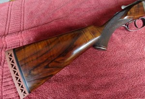 PARKER BROS. VHE 20 GAUGE 0 FRAME SIDE-BY-SIDE SHOTGUN: