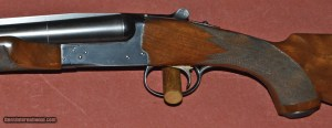 Winchester Model 23 SxS Heavy Duck