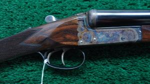E.J. CHURCHILL REGAL XXV SXS Boxlock Ejector Shotgun