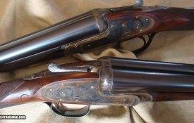 James Purdey & Sons, pair 12 ga, best-quality sidelock game guns