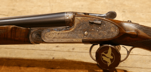 "20 ga AYA No.2 SxS Sidelock Shotgun, 27"" barrels"