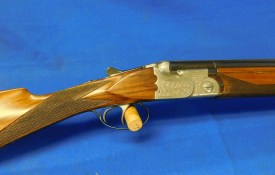 Scarce and Extremely Desirable Beretta AS-EL OU in 20ga