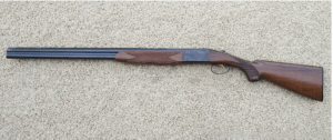 "Beretta Model BL-3 OU in 20GA with 26"" Barrel (IC/M)"