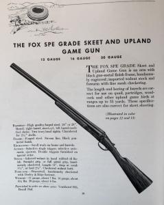 From an A.H. Fox catalog, 1935