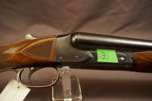 Winchester M. 21 Deluxe Field 12ga S/S Shotgun