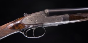"James Purdey BEST Sidelock in 16g with 30"" original chopperlump barrels ~ Oak & Leather cased"