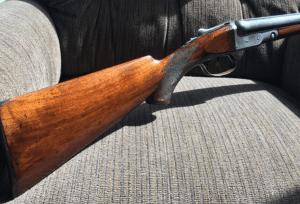 Parker 16 ga. 0 frame VH grade 28-inch barrels