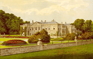 Studley Royal, 1880, Lord Ripon's home