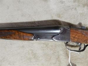 "WINCHESTER MODEL 21, 12 GA, SIDE BY SIDE, 28"", SINGLE TRIGGER, AUTO EJECTORS, MODIFIED/ IMPROVED, SN"