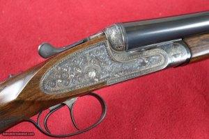 "Arrieta 2"" 12 gauge Sidelock SxS Game Gun 12Ga"