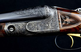 Parker 12g Quality A. No. 1 Special, one of America's finest firearms