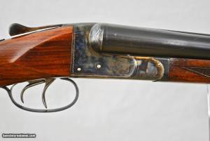 ITHACA NID - 12 GAUGE - MADE IN 1941 - 100% ORIGINAL CASE COLOR - TIME CAPSULE CONDITION: