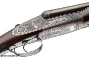 P.V. NELSON BEST SIDELOCK SXS 20 GAUGE WITH EXTRA BARRELS