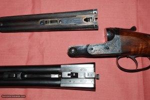 16g Parker CHE SxS Shotgun
