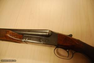 "Winchester Model 21, 12ga, 30"" barrels, Custom Special Order"