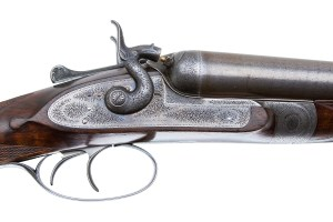 PURDEY - BAR IN WOOD 12 GAUGE