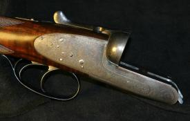 Standard Boss Round Body SxS Sidelock Shotgun