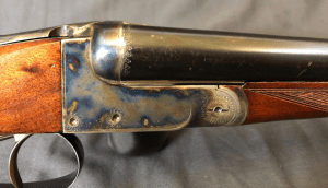 FRENCH GUILD 16GA SXS BOXLOCK SHOTGUN