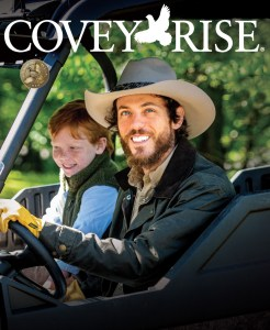 Covey Rise, Oct-Nov 2019 edition