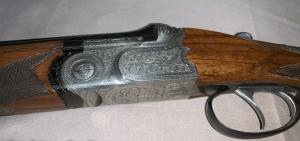 """Beretta ASEL 20g OU Shotgun 28"""" Bbls"""