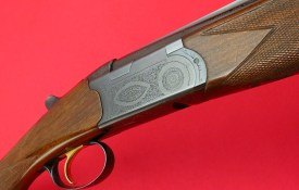 "Beretta MODEL BL-4 OVER/UNDER 20-GAUGE...26"", IC/MOD, SST, EJECTORS...5-LBS, 13-OZ...IN BOX, MFD 1971...NO RESERVE 20 GA:"