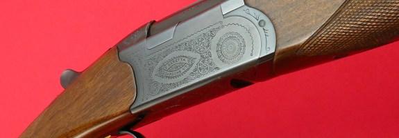 """Beretta MODEL BL-4 OVER/UNDER 20-GAUGE...26"""", IC/MOD, SST, EJECTORS...5-LBS, 13-OZ...IN BOX, MFD 1971...NO RESERVE 20 GA:"""