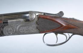Lot 278: Abercrombie & Fitch Beretta Shotgun.