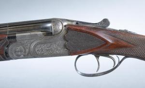 Lot 278: Abercrombie & Fitch Beretta Shotgun.