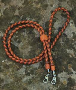 Bob Bertram's Heirloom Quality Braided Lanyards