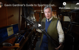 Gavin Gardiner's Guide to Sporting Guns | What to Look for - Engraving