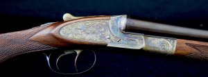 Fine Lightweight L.C. Smith Specialty Grade 20 Bore - Superb Original Case Color:
