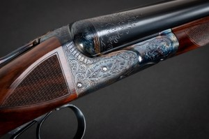 Original or restored? An A.H. Fox CE 20 gauge .