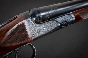 Original or restored? An A.H. Fox CE 20 gauge .