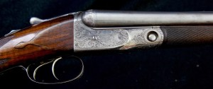 """Important & rare DHE 20ga 30"""" made for Famous Parker shooter Guy Lovelace w/Spec. features:"""