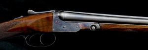 "Scarce Parker VH 28ga ""00"" Frame Gun with perfect dimensions"
