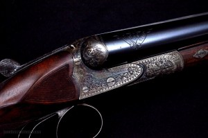Truly superb and extremely rare 20g Charles Daly Diamond Quality boxlock - Early Lindner made gun!