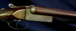 Beautiful cased lightweight original Charles Boswell 20ga ejector gun with perfect modern dimensions: