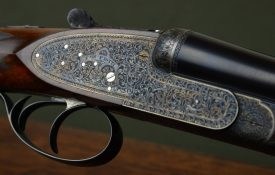 Filli. Piotti Montecarlo 28 Gauge Sidelock Ejector – Extra Finish, Fabulous Wood and Engraving - Nizzoli Cased