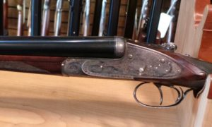 Piotti King 12 Gauge Sidelock SxS