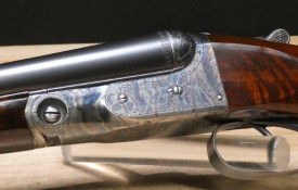 "Parker Brothers Hammerless GHE Grade 2 Frame Size 0, Caliber: 20ga, Barrel: 26"", Bore Condition: Excellent"