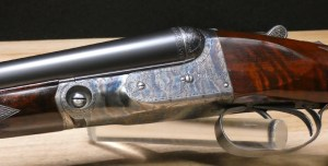 """Parker Brothers Hammerless GHE Grade 2 Frame Size 0, Caliber: 20ga, Barrel: 26"""", Bore Condition: Excellent"""