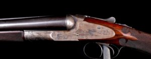 Beautiful high original condition L.C. Smith Pigeon Grade 12ga Game Gun with straight stock and modern dimensions