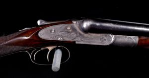 Beautiful ultra lightweight 16ga Lefever EE Grade Side-by-Side Game Gun